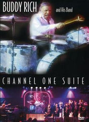 Buddy Rich: Channel One Suite Nice Jazz Festival in 1978 DVD 2003 16:9 DTS 5.1