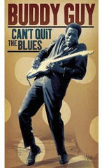 Buddy Guy: Can't Quit The Blues 3-CD/1-DVD 2006 Special Edition Commemorates The 70th Birthday 16:9 DTS 5.1