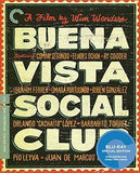 Buena Vista Social Club Criterion Collection 1999 (Blu-ray) 2017 DTS-HD Master Audio 5.1 04-18-17 Release Date