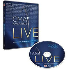CMA Awards Live Greatest Moments 2008-2015 Taylor Swift Keith Urban+Various Country Artist (3 DVD) Rated: NR Release Date 3/3/20