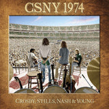 Crosby Stills Nash & Young: CSNY 1974 (3 CD'S/DVD Audio Only) 2014 40 High-Resolution 192kHz/24-bit Audio Tracks Pure Audio DVD Disc