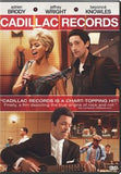 Cadillac Records: Adrien Brody, Jeffrey Wright, Beyoncé Knowles, Columbus Short, Mos Def  DVD 16:9 DTS 5.1 2009