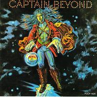 Captain Beyond: Captain Beyond Space Rock CD 1997