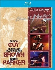 Carlos Santana: Presents Blues at Montreux 2004 (Blu-ray) 2009 DTS-HD Master Audio