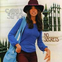 Carly Simon: No Secrets 1971 SACD 2016 Hi Res Audio Only