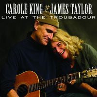 Carole King & James Taylor: Live At The Troubadour 2007 PBS Deluxe Edition DVD/CD 2010 16:9 DTS 5.1