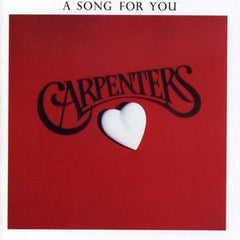 Carpenters: A Song For You 30th Anniversary Remastered CD 1999