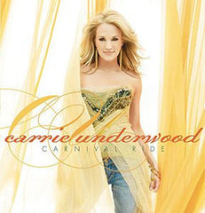 Carrie Underwood: Carnival Ride CD 2007 Second Studio Album 13 Tracks