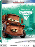 Cars 2 (4K Ultra HD+Blu-ray+Digital) 2019 Release Date 9/10/19