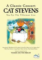 Cat Stevens: Tea For The Tillerman Live Studio Concert PBS KCET Los Angeles 1971 DVD 2008 Very Rare