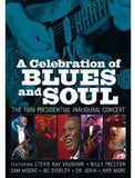 Celebration Of Blues And Soul: The 1989 Presential Inaugural Concert PBS DVD 2014 Dolby Digital