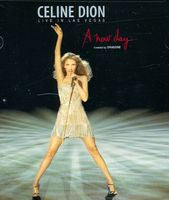 Celine Dion: Live in Las Vegas - A New Day DVD 2  Discs 2008 16:9 DTS-5.1
