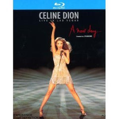 Celine Dion: Live in Las Vegas - A New Day [Blu-ray] 2 BD Discs 2008 DTS-HD Master Audio
