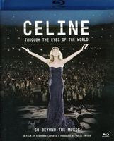 Celine Dion: Through The Eyes Of The World Import Sony Studios (Blu-ray) 2010 DTS-HD Master Audio