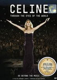 Celine Dion: Through The Eyes Of The World French DVD 2010 16:9 Dolby Digital 5.1