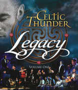 Celtic Thunder: Legacy (Blu-ray) DTS HD 2016  02-26-16 Release Date