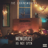 The Chainsmokers: Memories Do Not Open CD 2017 04-07-17 Release Date