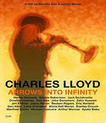 Charles Lloyd: Arrows Into Infinity Documusic (Blu-ray) 2014 DTS HD master Audio 08-25-14 Release Date