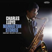 Charles Lloyd: Manhattan Stories 1965 Judson Hall Guest Gabor Szabor-Ron Carter 2 CD Edition 2014