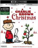 Charley Brown: A Charlie Brown Christmas 4K Ultra HD Blu-ray-Digital 2017 Release Date 10/31/17