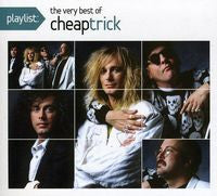 Cheap Trick: Playlist The Very Best Of Cheap Trick CD 2009 14 Tracks