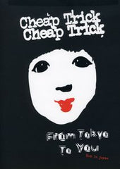 Cheap Trick: From Tokyo To You Live In Japan 2003 DVD 2004 16:9 DTS 5.1