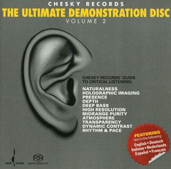 Chesky Records: Ultimate Demonstration Disc Jazz SACD 2008