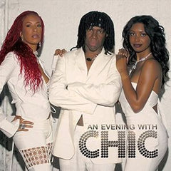 Chic: An Evening with Chic 2004 CD/DVD 2015