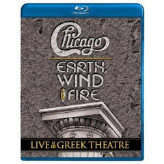 Chicago & Earth Wind And Fire: Live at The Greek (Blu-ray) 2008 Dolby Digital 5.1 Audio Very Rare