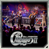 Chicago II - Live On Soundstage 2018 CD 2018 Release Date 6/29/18