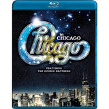 Chicago: Chicago in Chicago & Special Guests The Doobie Brothers 2011 (Blu-ray) 2012 DTS-HD Master Audio