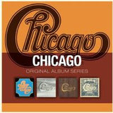 Chicago: Original Album Series 4 CD Edition 2012