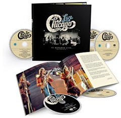 Chicago: VI Decades Live Rockpalast Germany 1977 4CD/DVD 5PC 2018 Box Set Release Date 4/6/18