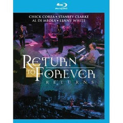 Chick Corea Return To Forever: Live At Montreux 2008 (Blu-ray) DTS-HD Master Audio 48kHz/24bit 2009