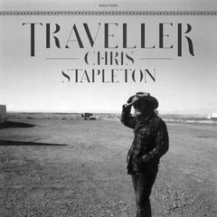 Chris Stapleton: Traveller CD 2015 Solo Debut Album 2015 Grammy CMA Winner