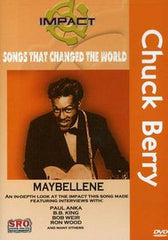 Chuck Berry: Songs That Changed The World Chuck Berry Maybellene Guests B.B. King, Bob Weir, Paul Anka, Ronnie Wood DVD 2007 Dolby Surround