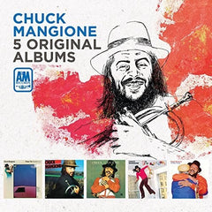 Chuck Mangione: 5 Original Albums (Boxed Set, 5 CD) 2018 Release Date 6/29/18