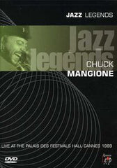 Chuck Mangione: Live Palais Des Festivals Hall Cannes 1989 DVD 2004  Dolby Digital