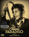 Cinema Paradiso  4K Ultra HD+Blu-ray+Digital  2020 Release Date: 11/24/2020