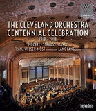 Cleveland Orchestra Centennial Celebration PBS Great Performances  (Blu-ray) W/Lang Lang 2019 Release Date 2/8/19