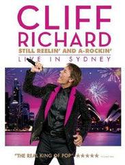 Cliff Richard: Still Reelin' & a-Rockin' Live In Sydney 2013 DVD 2013 16:9 DTS 5.1