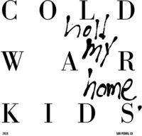 Cold War Kids: Hold My Home CD 2014 Includes the single ''All This Could Be Yours''