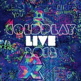 Coldplay: Coldplay Live 2012 DVD 2012 DVD & CD Deluxe Edition 16:9 DTS 5.1 RARE