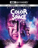 Color out of Space (4K Ultra HD+Blu-ray+Digital)  Rated NR Release Date 2/25/20