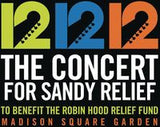 12-12-12 The Concert For Sandy Relief 2 CD Live Release 2013