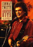 Conway Twitty: Greatest Hits Live Experience 8 of Conway's #1 Hits DVD 2008 Dolby Digital