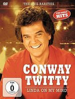 Conway Twitty: Linda on My Mind The Live Rarities DVD 2015 10-02-15 Release Date