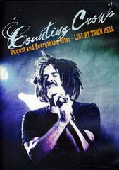Counting Crows: August & Everything- Live at Town Hall 2007 DVD 2011 16:9 DTS 5.1