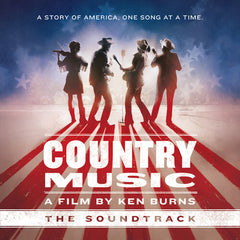 Ken Burns: Country Music: A Film By Ken Burns The Soundtrack  (2 CD) 2019 Release Date 9/13/19