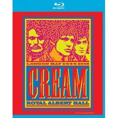 Cream: Live At Royal Albert Hall 2005 (Blu-ray) 2011 DTS-HD Master Audio